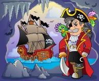 Piratkopiera liten vikämnebild 4 Royaltyfria Bilder