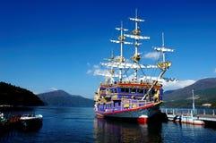 piratkopiera shipen Royaltyfri Foto