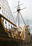 piratkopiera shipen Arkivbild