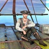 Piratkopierar Royaltyfri Bild