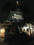 Piratkopierar av det karibiskt, den Disney världen, Orlando, FL Royaltyfri Bild