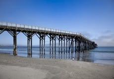 Pire la Californie de San Simoen Photos stock