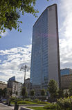 Pirelli skyscraper building in Milan Stock Photography