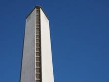 Pirelli Tower in Milan Stock Image