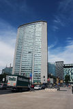 Pirellone, grattacielo Pirelli in Mailand Lizenzfreie Stockfotografie