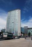 Pirellone, grattacielo Pirelli a Milano Fotografia Stock Libera da Diritti