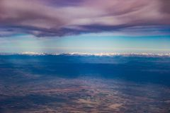 Pirenairs山西班牙 库存图片