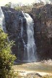 瀑布Pirenopolis -戈亚斯-巴西 图库摄影