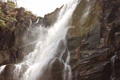 瀑布Pirenopolis -戈亚斯-巴西 库存图片