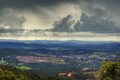 Pirenopolis city Goias State Brazil Royalty Free Stock Photography