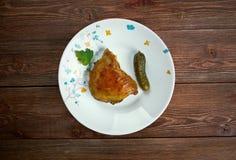 Piri-piri chicken Stock Images