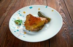 Piri-piri chicken Stock Image