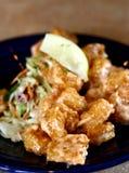 Piri Piri Shrimp Stock Photo