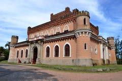 Piria castle in Piriapolis Stock Photos