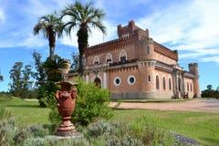 Piria slott Fotografering för Bildbyråer