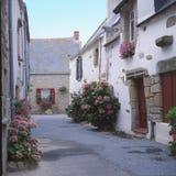 Piriac-sur-Mer. Bretagne. Frankrijk Stock Foto's