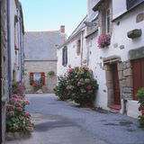 Piriac-Sur-Mer. Brittany. France Stock Photos