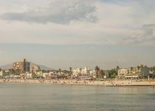 Piriapolis Beach at Summer Royalty Free Stock Image