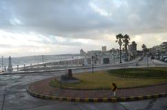 Piriapolis de ville - Uruguay Concept de voyage et de vacances beau tourisme de paysage photographie stock