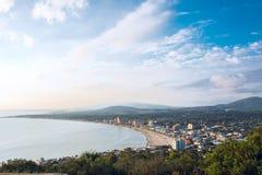 Piriapolis Town in the Uruguay Coast Stock Photo