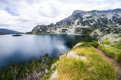 Pirin山风景 图库摄影