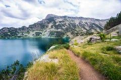Pirin山风景 库存照片