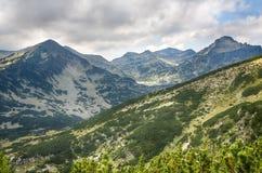 pirin βουνών της Βουλγαρίας Στοκ φωτογραφία με δικαίωμα ελεύθερης χρήσης
