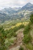 pirin βουνών της Βουλγαρίας Στοκ εικόνα με δικαίωμα ελεύθερης χρήσης