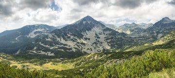 pirin βουνών της Βουλγαρίας Στοκ Εικόνες