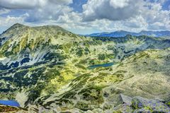 Pirin 17.3 Stock Photography
