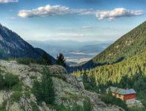 Pirin-Berge, Bulgarien stockbild