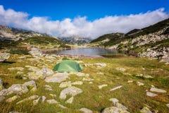 Pirin góry w lecie Obrazy Stock