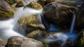 Pirin halny strumień zdjęcia stock