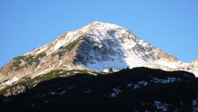 Pirin mountain. View from Pirin mountain Bulgaria stock images