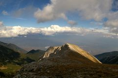 Pirin mountain Stock Photography