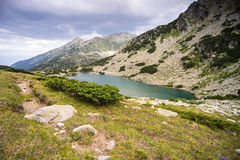 Pirin Mountain Landscape Royalty Free Stock Images