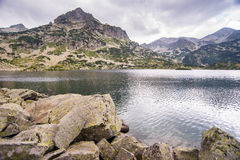 Pirin Mountain Landscape Stock Photography