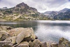 Pirin Mountain Landscape Stock Photography