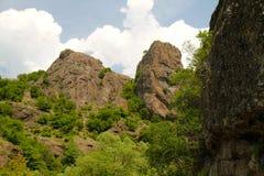 Pirin nationaal park Royalty-vrije Stock Foto's