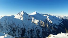 Pirin Ridge royalty free stock images