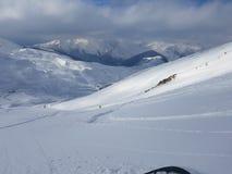 Pirineos imagens de stock
