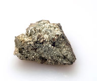 Pirit minéral Photographie stock libre de droits