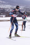 Pirjo Muranen - cross country skier Stock Photo