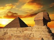 Pirámide Imágenes de archivo libres de regalías