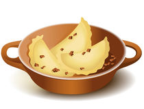 Pirogi Royalty Free Stock Photo