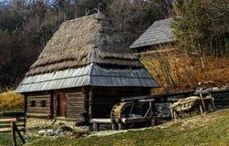 Pirogovo博物馆otkrytymm空气在基辅 乌克兰 库存照片