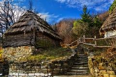 Pirogovo博物馆otkrytymm空气在基辅 乌克兰 免版税库存照片