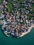 Pirovac Croatia imagem de stock royalty free