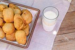 Pirozhki, rosyjski tradycyjny jedzenie Zdjęcie Stock