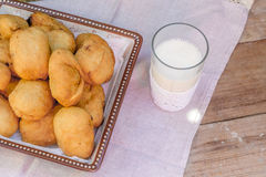 Pirozhki, russian traditional food Stock Photo